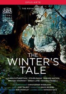 Joby Talbot. The Winter's Tale - DVD