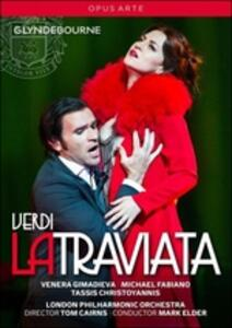 Giuseppe Verdi. La Traviata di Tom Cairns - DVD