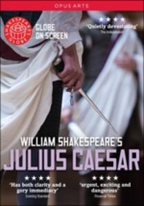William Shakespeare. Julius Caesar. Giulio Cesare - DVD