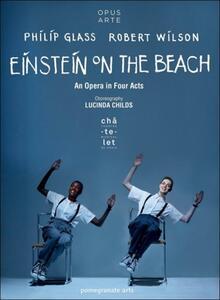 Philip Glass. Robert Wilson. Einstein On The Beach (2 DVD) di Robert Wilson - DVD