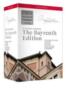 Richard Wagner. The Bayreuth Edition Box Set (12 DVD) - DVD