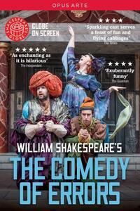 William Shakespeare. Comedy Of Errors - La Commedia Degli Errori - DVD