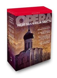 Russian Opera Classics (8 DVD) - DVD