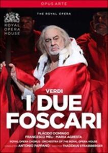 Giuseppe Verdi. I Due Foscari - DVD