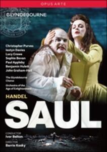 Georg Frideric Handel. Saul - DVD