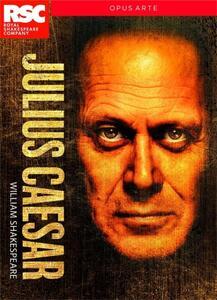 Giulio Cesare (DVD) di Angus Jackson - DVD