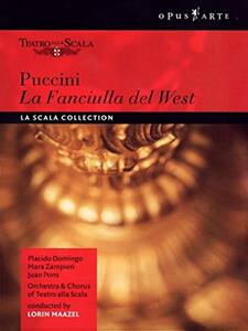 La fanciulla del West - DVD