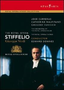 Giuseppe Verdi. Stiffelio di Brian Large - DVD