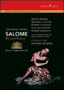 Richard Strauss. Salomé di Derek Bailey,Peter Hall - DVD