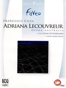 Francesco Cilea. Adriana Lecouvreur di George Ogilvie - DVD