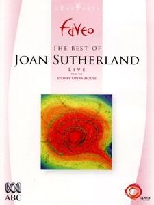Joan Sutherland. The Best Of - DVD