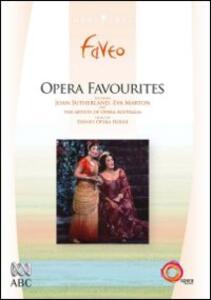 Opera Favourites - DVD