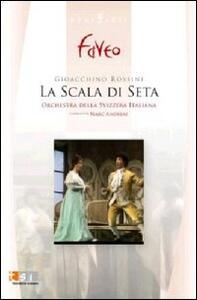 Gioacchino Rossini. La scala di seta di Filippo Crivelli - DVD