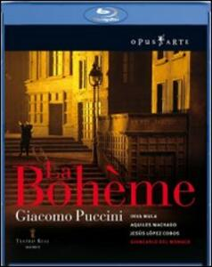 Giacomo Puccini. La Boheme - Blu-ray