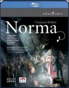 Vincenzo Bellini. Norma di Guy Joosten - Blu-ray