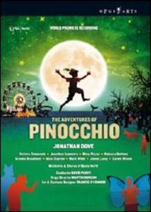 Jonathan Dove. Le avventure di Pinocchio di Martin Duncan - Blu-ray