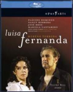 Federico Moreno Torroba. Luisa Fernanda di Emilio Sagi - Blu-ray