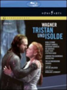 Richard Wagner. Tristan und Isolde. Tristano e Isotta (2 Blu-ray) - Blu-ray