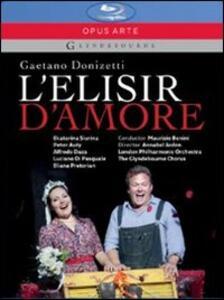 Gaetano Donizetti. L'elisir d'amore di Annabel Arden - Blu-ray