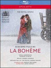 Film Giacomo Puccini. La Boheme John Copley