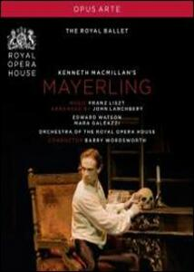 Kenneth MacMillan. Mayerling - Blu-ray