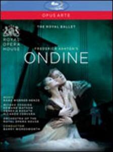 Hans Werner Henze. Ondine - Blu-ray