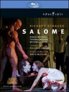 Richard Strauss. Salomé di David McVicar - Blu-ray