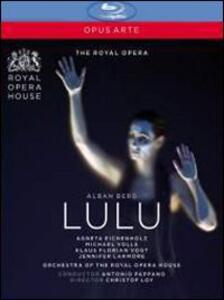 Alban Berg. Lulu di Christof Loy - Blu-ray