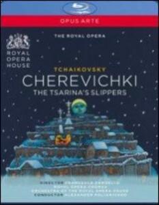 Pyotr Ilyich Tchaikovsky. Cherevichki. Gli stivaletti di Francesca Zambello - Blu-ray
