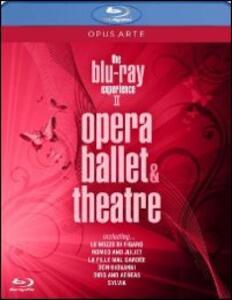 The Blu-ray Experience. Opera & Ballet Highlights. Vol. 2 - Blu-ray