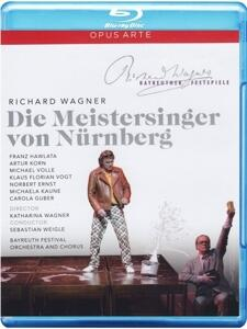 Richard Wagner. Die Meistersinger von Nürnberg. I maestri cantori di Norimberga - Blu-ray