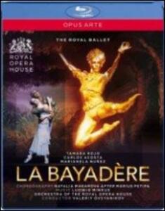 Ludwig Minkus. La Bayadère - Blu-ray
