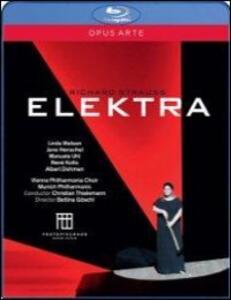 Richard Strauss. Elektra di Christian Thielemann - Blu-ray