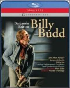 Benjamin Britten. Billy Budd - Blu-ray