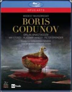 Modest Mussorgsky. Boris Godunov - Blu-ray