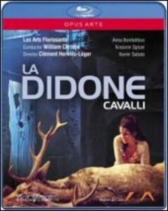 Francesco Cavalli. La Didone di Clément Hervieu-Léger - Blu-ray
