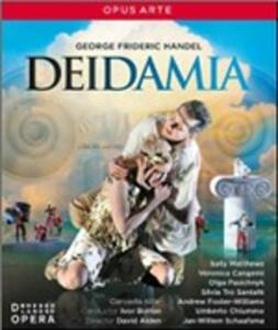 Georg Friedrich Händel. Deidamia - Blu-ray