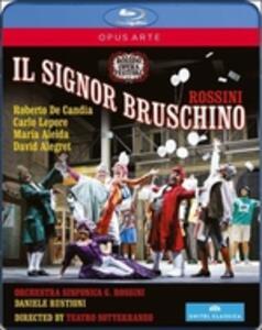 Gioachino Rossini. Il Signor Bruschino - Blu-ray