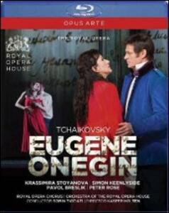 Pyotr Ilyich Tchaikovsky. Eugene Onegin - Blu-ray