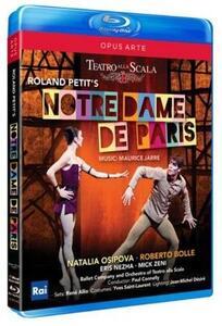 Maurice Jarre. Notre-Dame de Paris - Blu-ray