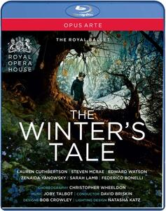 Joby Talbot. The Winter's Tale - Blu-ray
