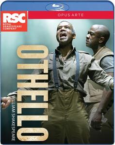 William Shakespeare. Othello - Royal Shakespeare Company - Blu-ray