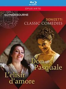 Classic Comedies: Don Pasquale, L'Elisir d'amore (2 Blu-ray) - Blu-ray