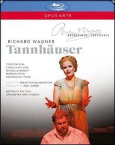 Richard Wagner. Tannhäuser (2 Blu-ray) - Blu-ray
