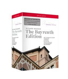 Richard Wagner. The Bayreuth Edition Box Set (8 Blu-ray) - Blu-ray