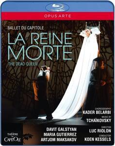 Pyotr Ilyich Tchaikovsky. La Reine Morte - Blu-ray