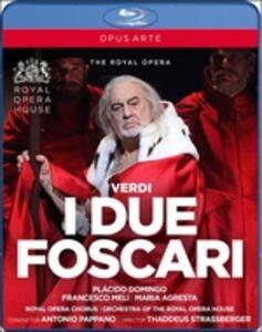 Giuseppe Verdi. I Due Foscari - Blu-ray