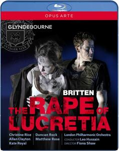 Benjamin Britten. The Rape Of Lucretia - Blu-ray