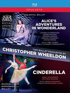 Cenerentola op.87 - Two Ballet Favourites by Christopher Wheeldon (2 Blu-ray) - Blu-ray