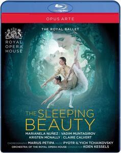 La bella addormentata op.66 (Blu-ray) - Blu-ray